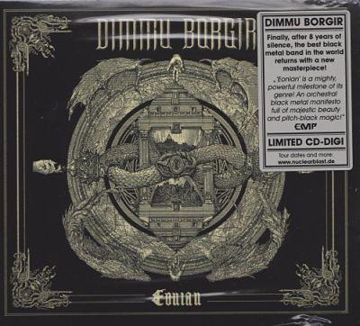 Dimmu Borgir - Eonian (Limited Box) (2018) 320 kbps