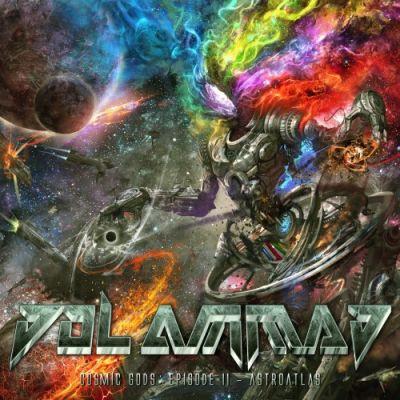 Dol Ammad - Cosmic Gods: Episode II - Astroatlas (2018) 320 kbps