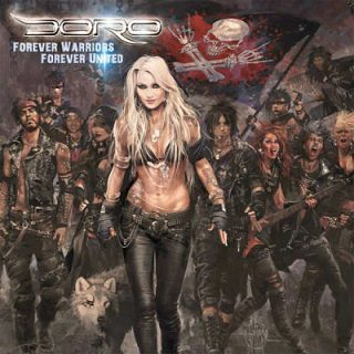 Doro - Forever Warriors, Forever United (Japanese Edition) (2018) 320 kbps