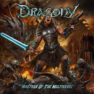 Dragony - Masters of the Multiverse (Web Release) (2018) 320 kbps