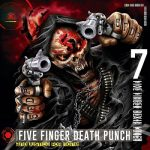 Five Finger Death Punch – And Justice for None (Deluxe Edition Digipack) (2018) 320 kbps