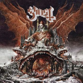Ghost - Prequelle (Target Exclusive Deluxe Edition) (2018) 320 kbps