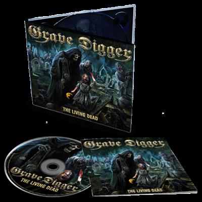 Grave Digger - The Living Dead (2018) 320 kbps