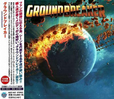 Groundbreaker - Groundbreaker (Japanese Edition) (2018) 320 kbps