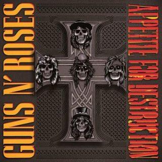 Guns N' Roses - Appetite For Destruction (Super Deluxe Edition) (2018) 320 kbps