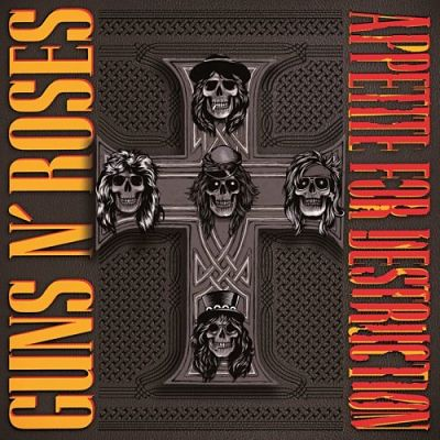 Guns N' Roses - Appetite For Destruction (Super Deluxe Edition) (2018) 320 kbps
