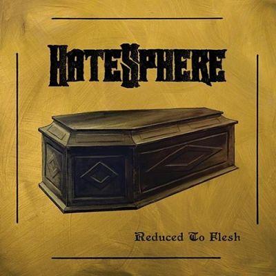 HateSphere - Reduced to Flesh (2018) 320 kbps