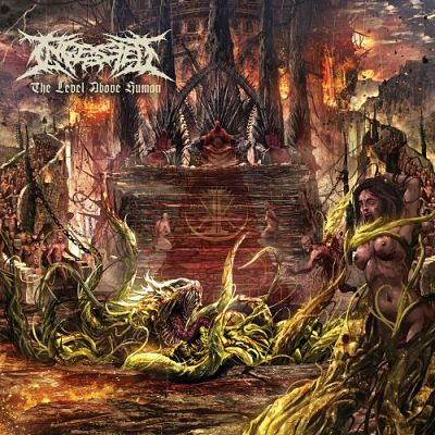 Ingested - The Level Above Human (2018) 320 kbps