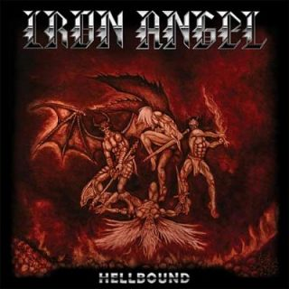 Iron Angel - Hellbound (2018) 320 kbps