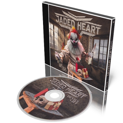 Jaded Heart - Devil's Gift (Japanese Edition) (2018) 320 kbps