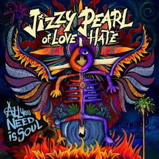 Jizzy Pearl - All You Need Is Soul (Japanese Edition) (2018) 320 kbps