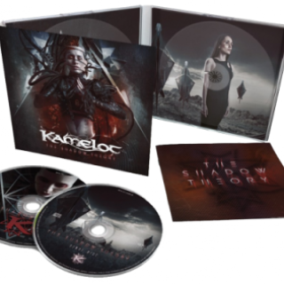 Kamelot - The Shadow Theory (Limited Edition) (2018) 320 kbps