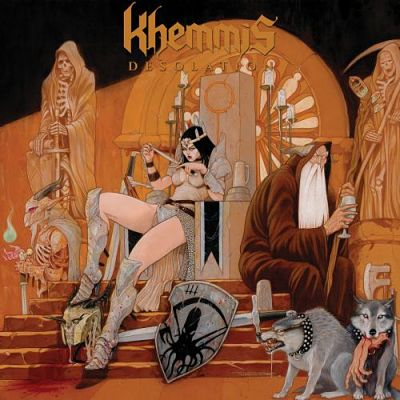 Khemmis - Desolation (2018) 320 kbps