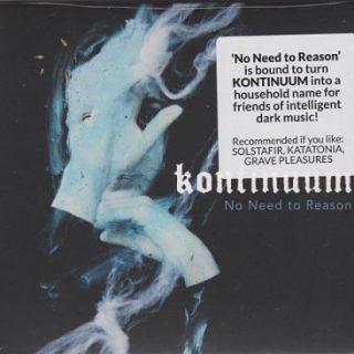 Kontinuum - No Need to Reason (Limited Edition) (2018) 320 kbps