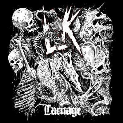 Lik - Carnage (2018) 320 kbps