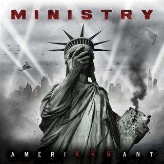 Ministry - AmeriKKKant (2018) 320 kbps