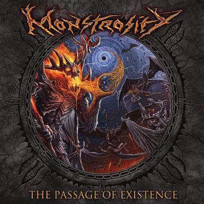 Monstrosity - The Passage of Existence (2018) 320 kbps