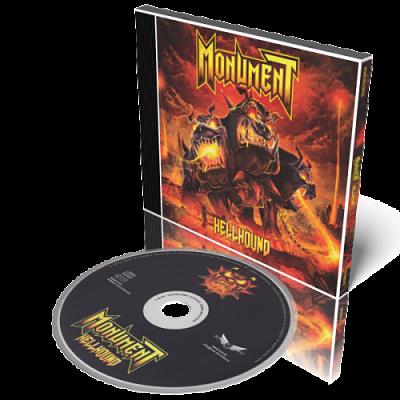 Monument - Hellhound (Limited Edition) (2018) 320 kbps