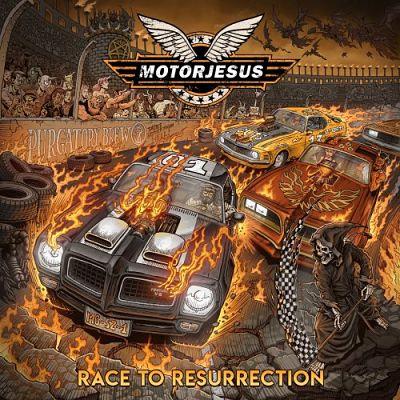 Motorjesus - Race to Resurrection (2018) 320 kbps
