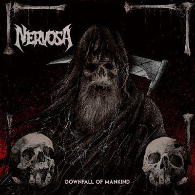 Nervosa - Downfall of Mankind (2018) 320 kbps