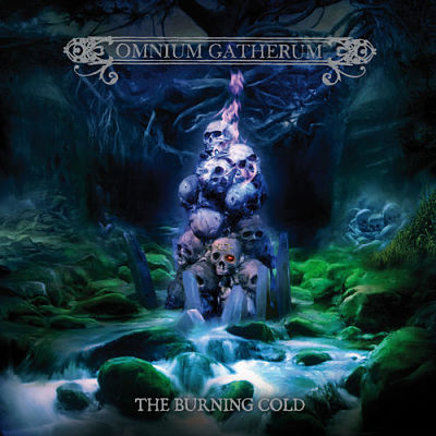 Omnium Gatherum - The Burning Cold (2018) 320 kbps