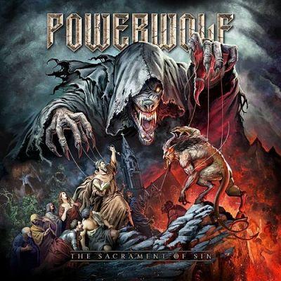 Powerwolf - The Sacrament Of Sin (Deluxe Box Set) [3CD] (2018) 320 kbps
