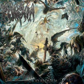 Pyrexia - Unholy Requiem (2018) 320 kbps