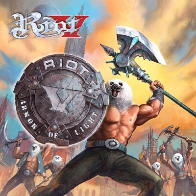 Riot V - Armor of Light (Limited Japanese Ed.) (2018) 320 kbps