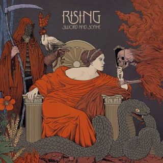 Rising - Sword and Scythe (2018) 320 kbps