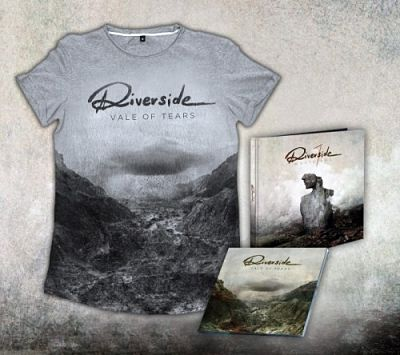 Riverside - Wasteland + Vale Of Tears (CD-S) (2018) 320 kbps