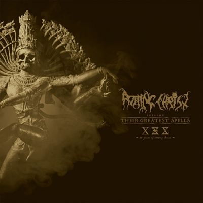 Rotting Christ - Their Greatest Spells: 30 Years of Rotting Christ (CD 2) (2018) 320 kbps