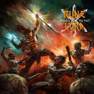 Runelord - A Message from the Past (2018) 320 kbps