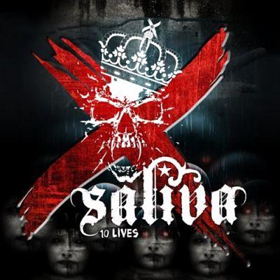 Saliva - 10 Lives (2018) [WEB Release] 320 kbps