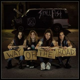 Skull Fist - Way of the Road (2018) 320 kbps