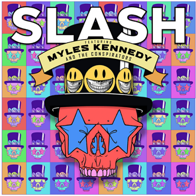 Slash - Living the Dream (feat. Myles Kennedy & The Conspirators) (2018) 320 kbps