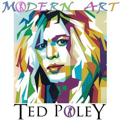 Ted Poley - Modern Art (2018) 320 kbps