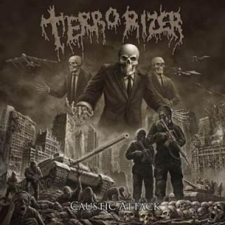 Terrorizer - Caustic Attack (2018) 320 kbps
