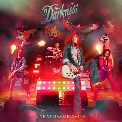 The Darkness - Live At Hammersmith (2018) 320 kbps