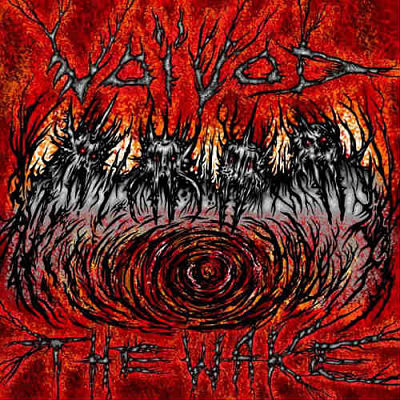 Voivod - The Wake (Limited Edition 2CD) (2018) 320 kbps