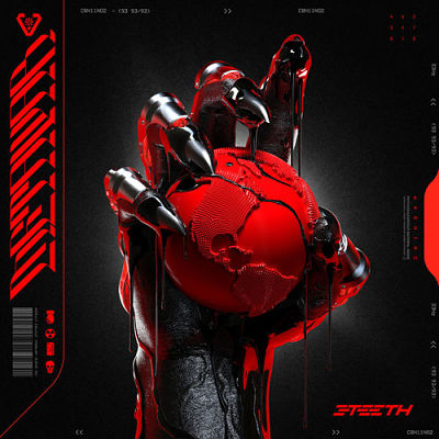 3TEETH - METAWAR (2019) 320 kbps