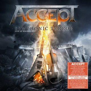 Accept - Symphonic Terror - Live at Wacken 2017 (2018) 320 kbps
