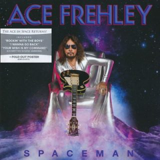 Ace Frehley - Spaceman (2018) 320 kbps