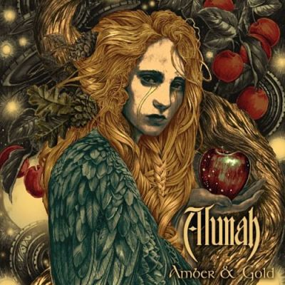Alunah - Amber & Gold (EP) (2018) 320 kbps