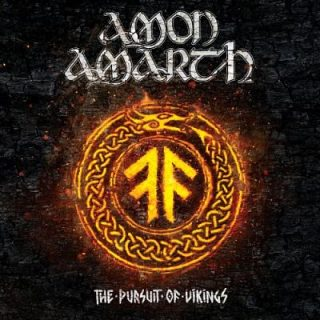 Amon Amarth - The Pursuit of Vikings: 25 Years in the Eye of the Storm (2018) 320 kbps