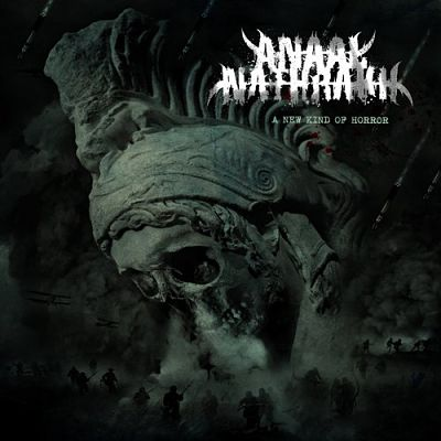 Anaal Nathrakh - A New Kind of Horror (2018) 320 kbps