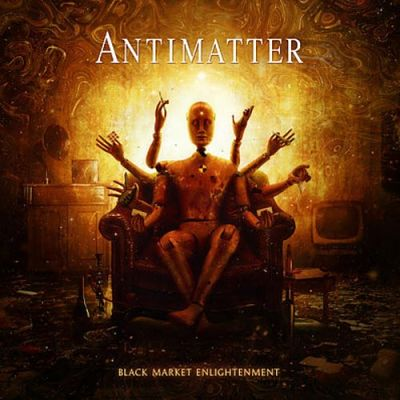 Antimatter - Black Market Enlightenment (2018) 320 kbps