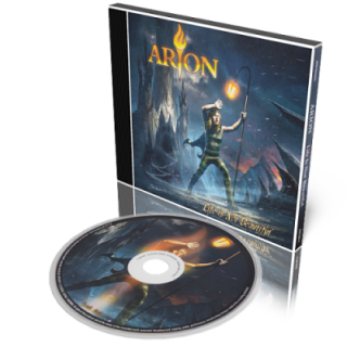 Arion - Life Is Not Beautiful (Japanese + Digipak Edition) (2018) 320 kbps