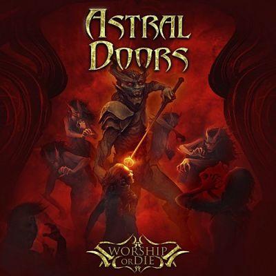 Astral Doors - Worship or Die (2019) 320 kbps