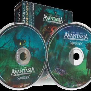 Avantasia - Moonglow (Japanese Ltd. Ed.) (2019) 320 kbps