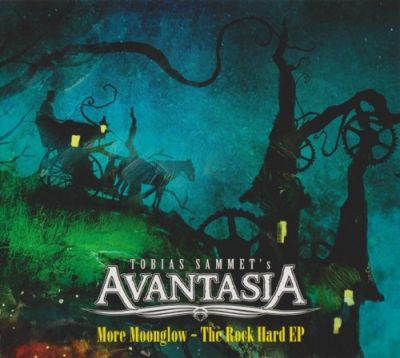 Avantasia - More Moonglow - The Rock Hard EP (2019) 320 kbps